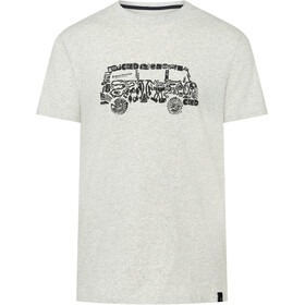 Black Diamond Vantastic T-shirt Heren, birch heather